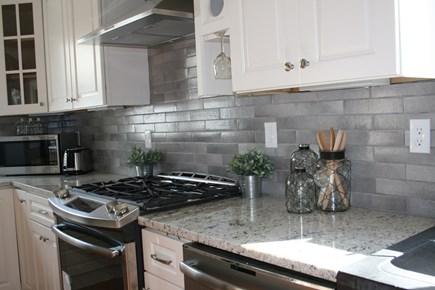 Bourne, Buzzards Bay Cape Cod vacation rental - Brand new kitchen