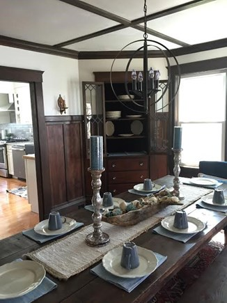 Bourne, Buzzards Bay Cape Cod vacation rental - Dining room 2