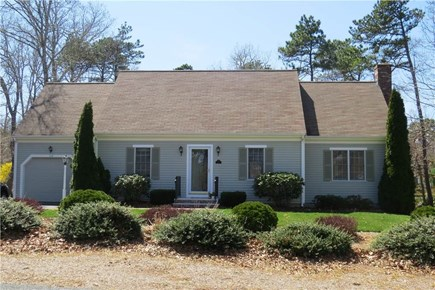 Brewster Cape Cod vacation rental - Attractive front yard, bike to beaches - 200 yards to bike trail