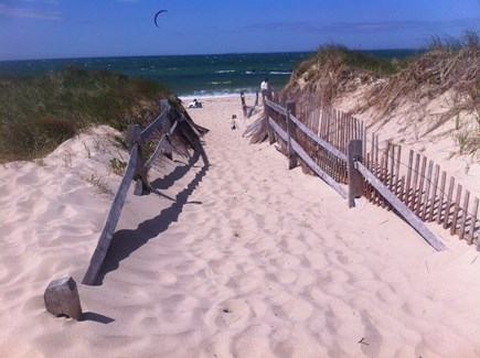 Brewster Cape Cod vacation rental - Bicycles, beach chairs, toys, cooler on-site.