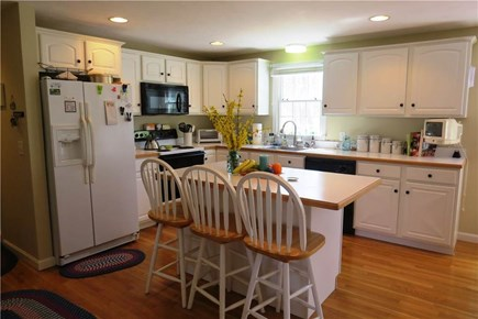 Brewster Cape Cod vacation rental - Bright, roomy, fully stocked kitchen