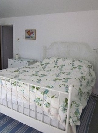 Wellfleet Cape Cod vacation rental - Queen bed in BR#2; two twins also in this room