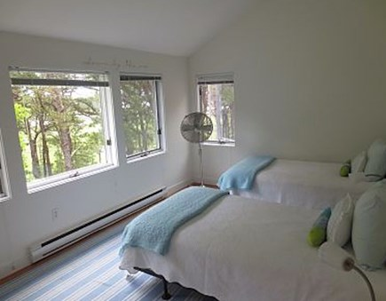 Wellfleet Cape Cod vacation rental - Two twin beds inBR #3