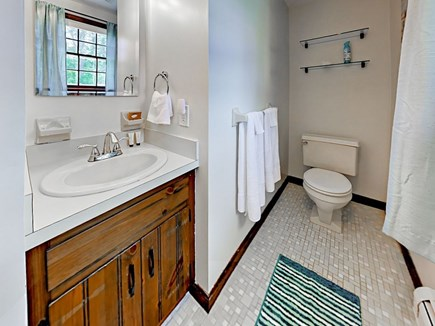 85 Cynthia Lane, Dennis Port Cape Cod vacation rental - Full master bathroom (shower not pictured)