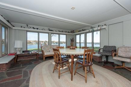 Bourne, Buzzards Bay Cape Cod vacation rental - Enclosed porch 2