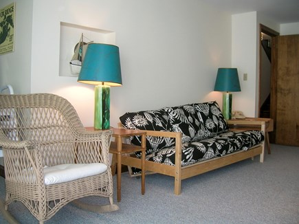 Chatham Cape Cod vacation rental - Lower level family room