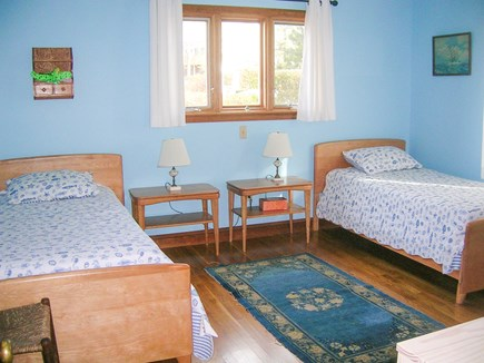 Chatham Cape Cod vacation rental - Bedroom with 2 twin beds