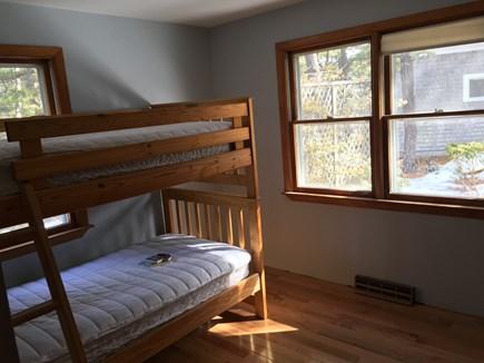 Wellfleet Cape Cod vacation rental - Bunk bed room