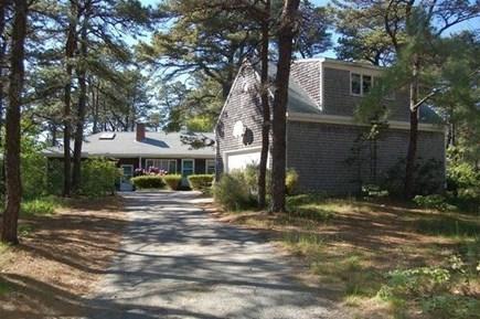 Wellfleet Cape Cod vacation rental - Private set back home walk to beach