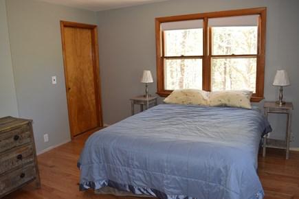 Wellfleet Cape Cod vacation rental - Master Bedroom and Bath