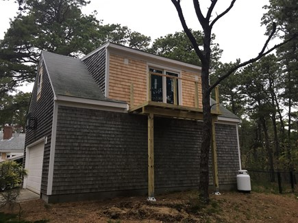 Wellfleet Cape Cod vacation rental - New Guest House Private Balcony