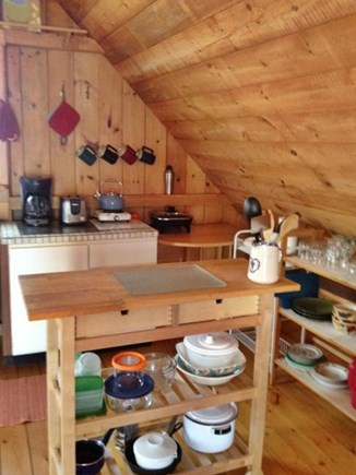 Truro Cape Cod vacation rental - Get ready to eat!