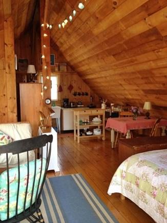 Truro Cape Cod vacation rental - Cool lofty studio