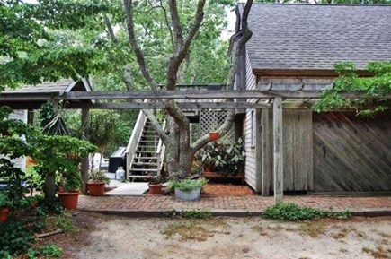 Truro Cape Cod vacation rental - Approach to studio