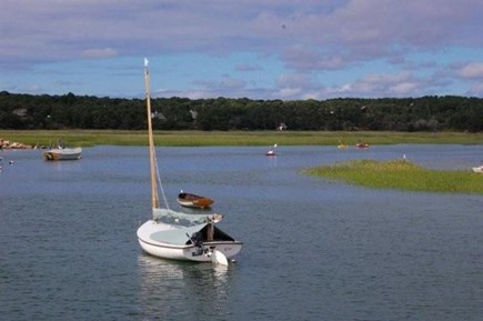 Truro Cape Cod vacation rental - Pamet Harbor, Truro