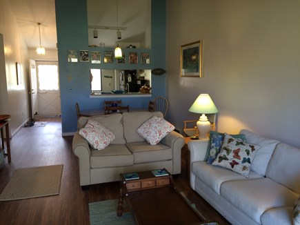 Brewster Cape Cod vacation rental - Attractive living area