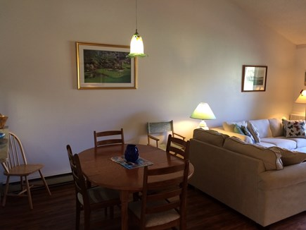 Brewster Cape Cod vacation rental - Open dining area