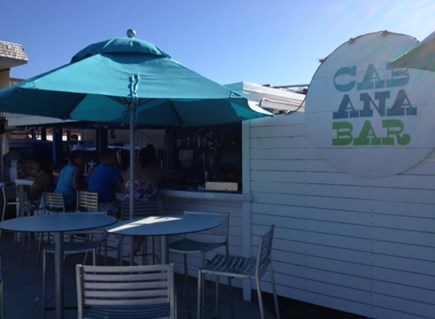 Provincetown Cape Cod vacation rental - Hungry..thirsty? Bar & Grill at Harbor Hotel - open to all!