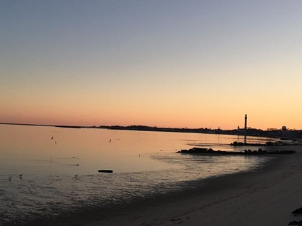 Provincetown Cape Cod vacation rental - Provincetown offers the most magnificent sunsets.