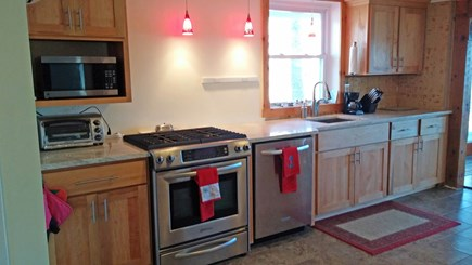 Harwich Cape Cod vacation rental - Great Chef's kitchen
