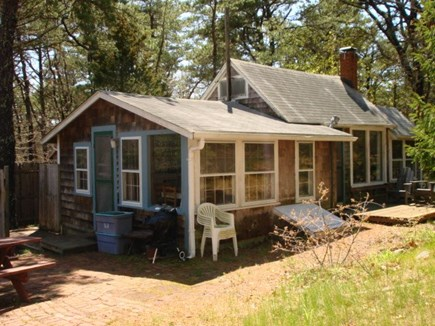 Wellfleet Cape Cod vacation rental - Cottage in the woods