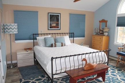 Eastham Cape Cod vacation rental - Master suite with king bed