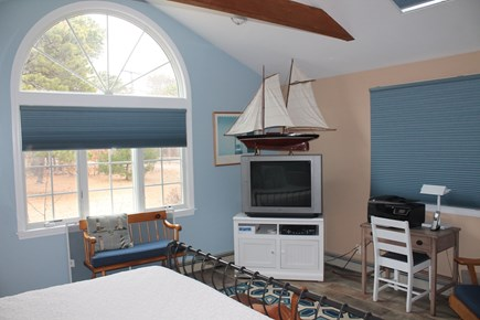 Eastham Cape Cod vacation rental - TV in master suite