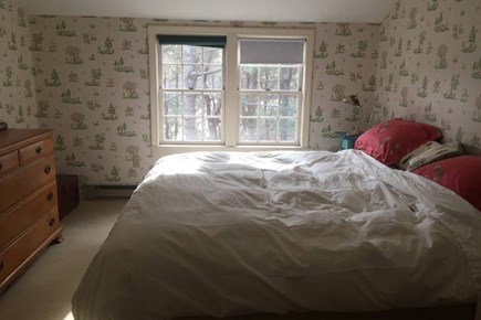 Truro Cape Cod vacation rental - King bedroom