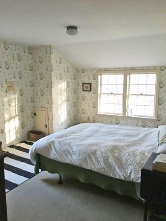 Truro Cape Cod vacation rental - Corner queen bedroom