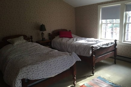 Truro Cape Cod vacation rental - Upstairs twin bedroom