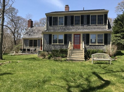 Falmouth Cape Cod vacation rental - Front of home