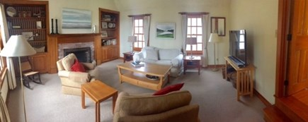 Falmouth Cape Cod vacation rental - Living area