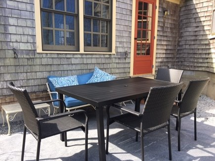 Falmouth Cape Cod vacation rental - Patio