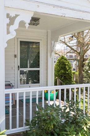 Chatham Cape Cod vacation rental - Front porch entrance