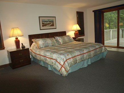 East Dennis Cape Cod vacation rental - 1st floor master