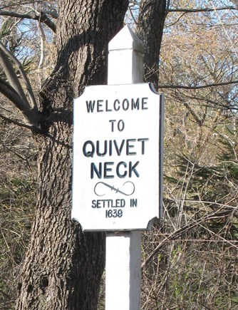 East Dennis Cape Cod vacation rental - All just moments to beloved Quivet Neck area