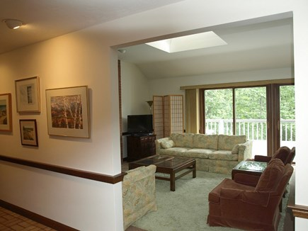 East Dennis Cape Cod vacation rental - Alternate living room view
