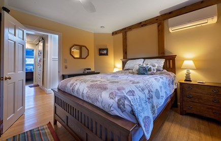 Brewster Cape Cod vacation rental - Plum room provides comfort and wonderful sleep.