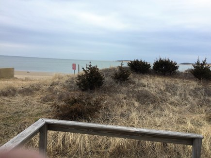 Wellfleet Cape Cod vacation rental - View of the harbor at Cottages at Indian Neck #1