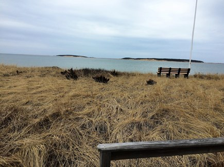Wellfleet Cape Cod vacation rental - A look toward Great Island