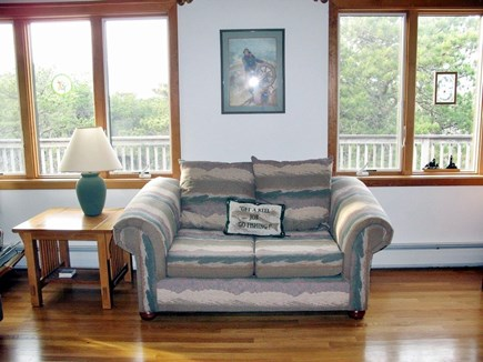Truro Cape Cod vacation rental - Lots of comfortable seating!