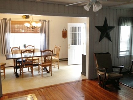 Scituate, Humarock MA vacation rental - Family room with view into dining area
