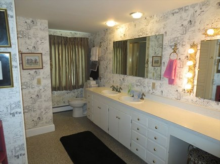 West Falmouth Cape Cod vacation rental - Bath
