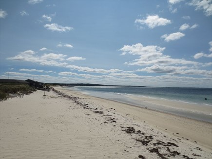 West Falmouth Cape Cod vacation rental - Beach