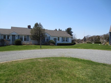 West Falmouth Cape Cod vacation rental - Front of House