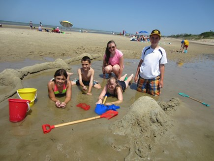 Eastham Cape Cod vacation rental - First Encounter Beach