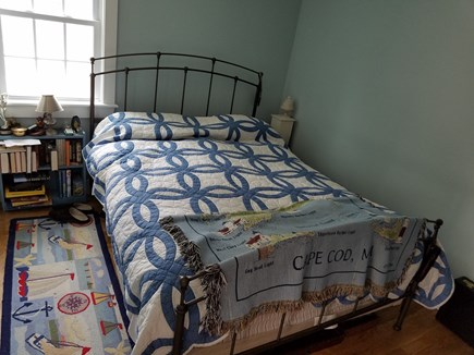 Dennisport Cape Cod vacation rental - Queen bed / master bedroom.
