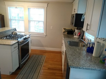 Dennisport Cape Cod vacation rental - Kitchen.