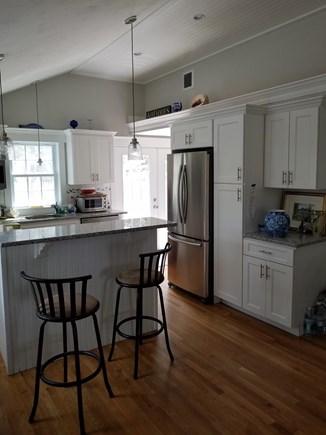 Dennisport Cape Cod vacation rental - Breakfast bar / kitchen.