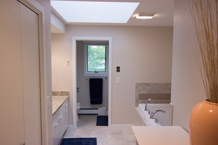Dennis Cape Cod vacation rental - 2nd floor master bath